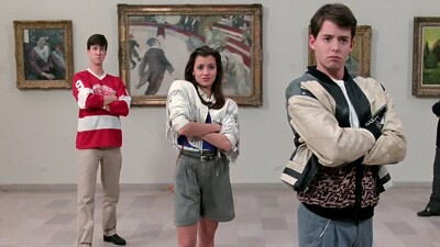 Ferris Bueller's Day Off Trailer