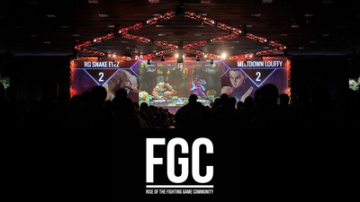 FGC: Rise of the Fighting Game Community Trailer