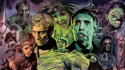 Flesh and Blood: The Hammer Horror Heritage Trailer