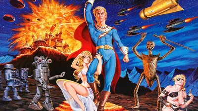 Flesh Gordon Trailer