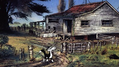 Footrot Flats: The Dog's Tale Trailer