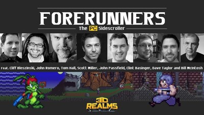 Forerunners : The History Of The PC Side-Scroller Trailer