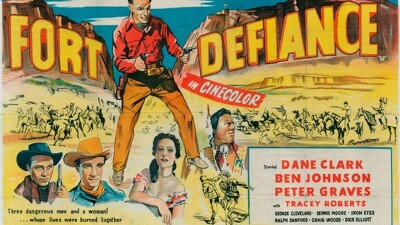Fort Defiance Trailer