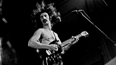 Frank Zappa: We Don't Mess Around Trailer