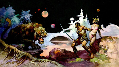 Frazetta: Painting with Fire Trailer