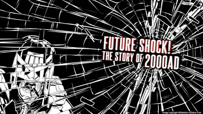 Future Shock! The Story of 2000AD Trailer