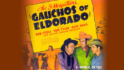 Gauchos of El Dorado Trailer