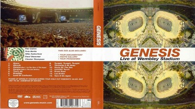 Genesis - Live at Wembley Stadium Trailer
