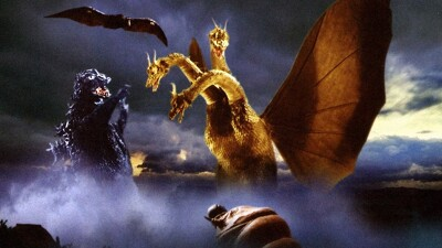 Ghidorah, the Three-Headed Monster Trailer