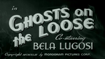 Ghosts on the Loose Trailer