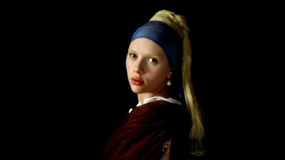 Girl with a Pearl Earring Trailer