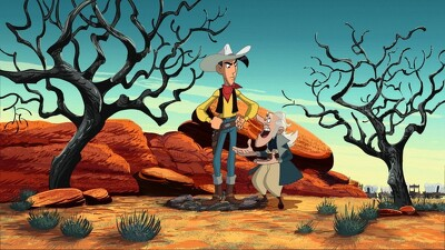 Go West: A Lucky Luke Adventure Trailer