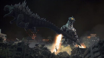 Godzilla Against MechaGodzilla Trailer