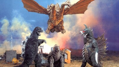 Godzilla vs. Gigan Trailer