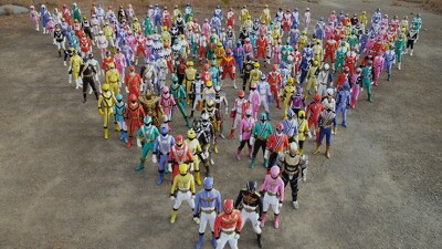 Gokaiger Goseiger Super Sentai 199 Hero Great Battle Trailer