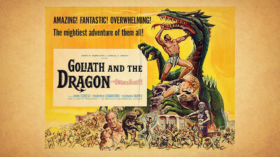 Goliath and the Dragon Trailer