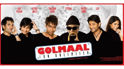 Golmaal - Fun Unlimited Trailer