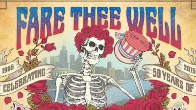 Grateful Dead: Fare Thee Well - 06.28.15, Santa Clara, CA Trailer