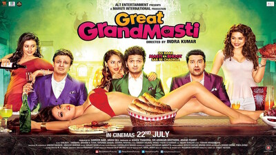 Great Grand Masti Trailer