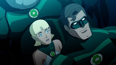 Green Lantern: Emerald Knights Trailer