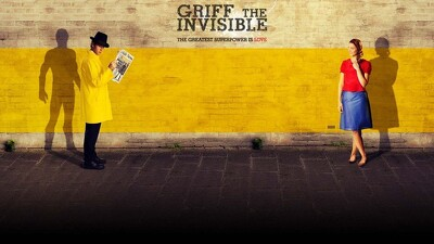 Griff the Invisible Trailer