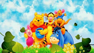Growing up with Winnie the Pooh All for One, One for All Trailer