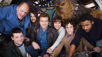 Han Solo: A Star Wars Story Trailer