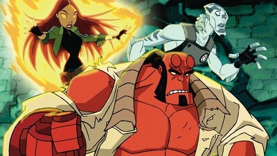 Hellboy Animated: Sword of Storms Trailer