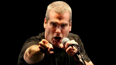 Henry Rollins: Uncut from NYC Trailer