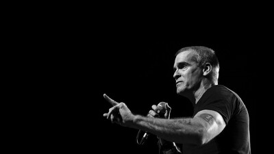 Henry Rollins: You Saw Me Up There Trailer