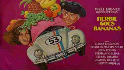 Herbie Goes Bananas Trailer