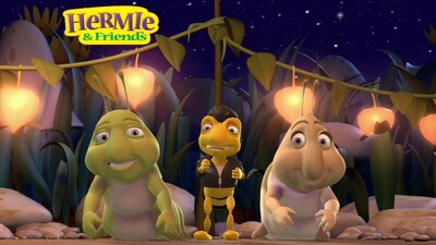 Hermie & Friends: Buzby and the Grumble Bees Trailer