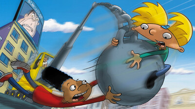 Hey Arnold! The Movie Trailer