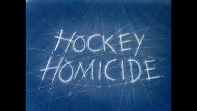 Hockey Homicide Trailer