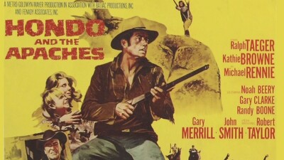 Hondo and the Apaches Trailer