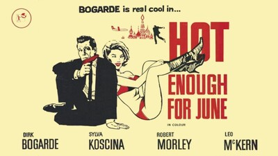 Hot Enough for June Trailer