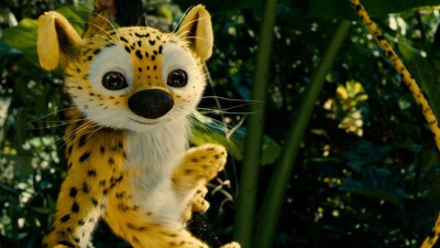 HOUBA! On the Trail of the Marsupilami Trailer