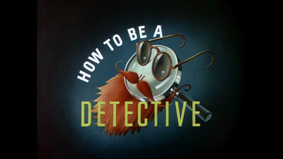 How to Be a Detective Trailer