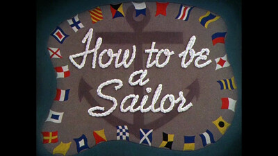 How to Be a Sailor Trailer
