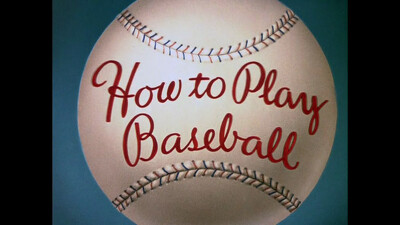 How to Play Baseball Trailer