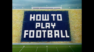 How to Play Football Trailer