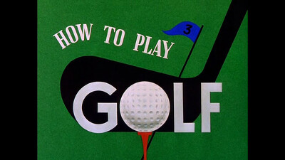 How To Play Golf Trailer