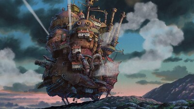 Howl's Moving Castle Trailer