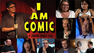 I Am Comic Trailer