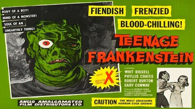 I Was a Teenage Frankenstein Trailer