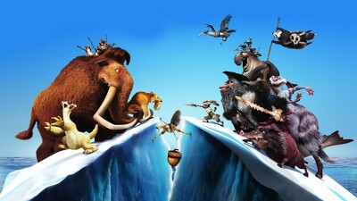 Ice Age: Continental Drift Trailer
