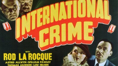 International Crime Trailer