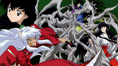 Inuyasha the Movie 2: The Castle Beyond the Looking Glass Trailer