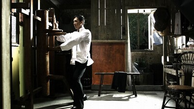 Ip Man 2 Trailer