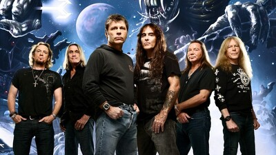Iron Maiden: Live At The Rainbow Trailer